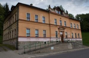Knihovna a muzeum